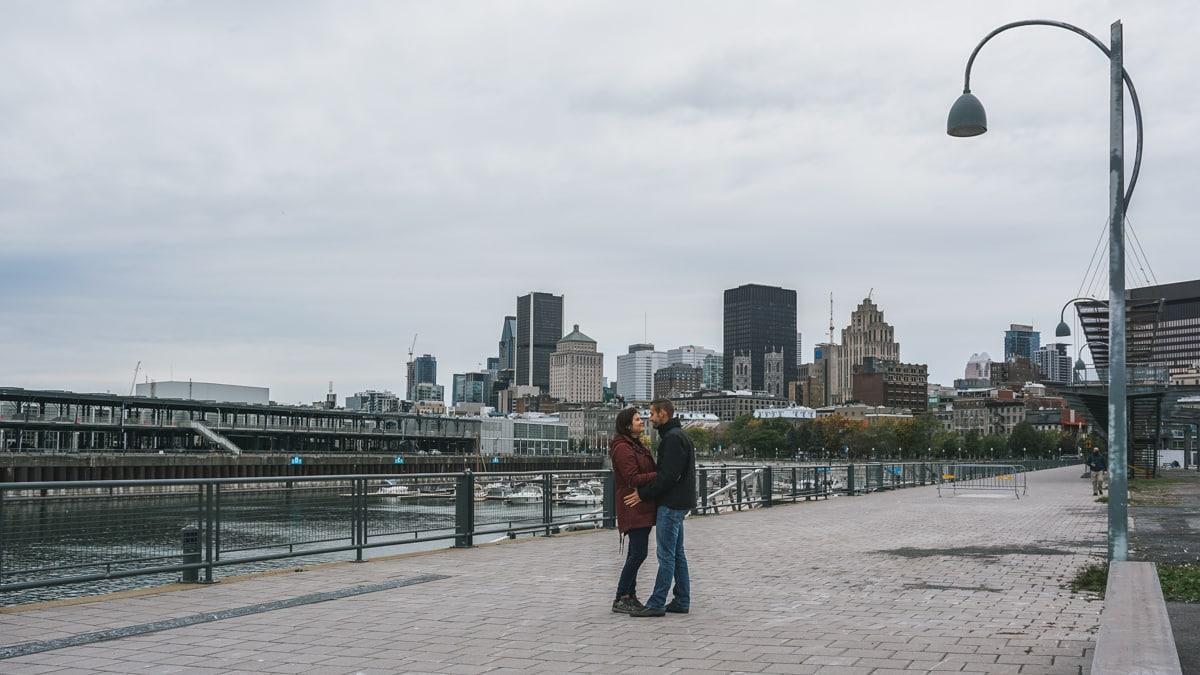 couple montréal quebec
