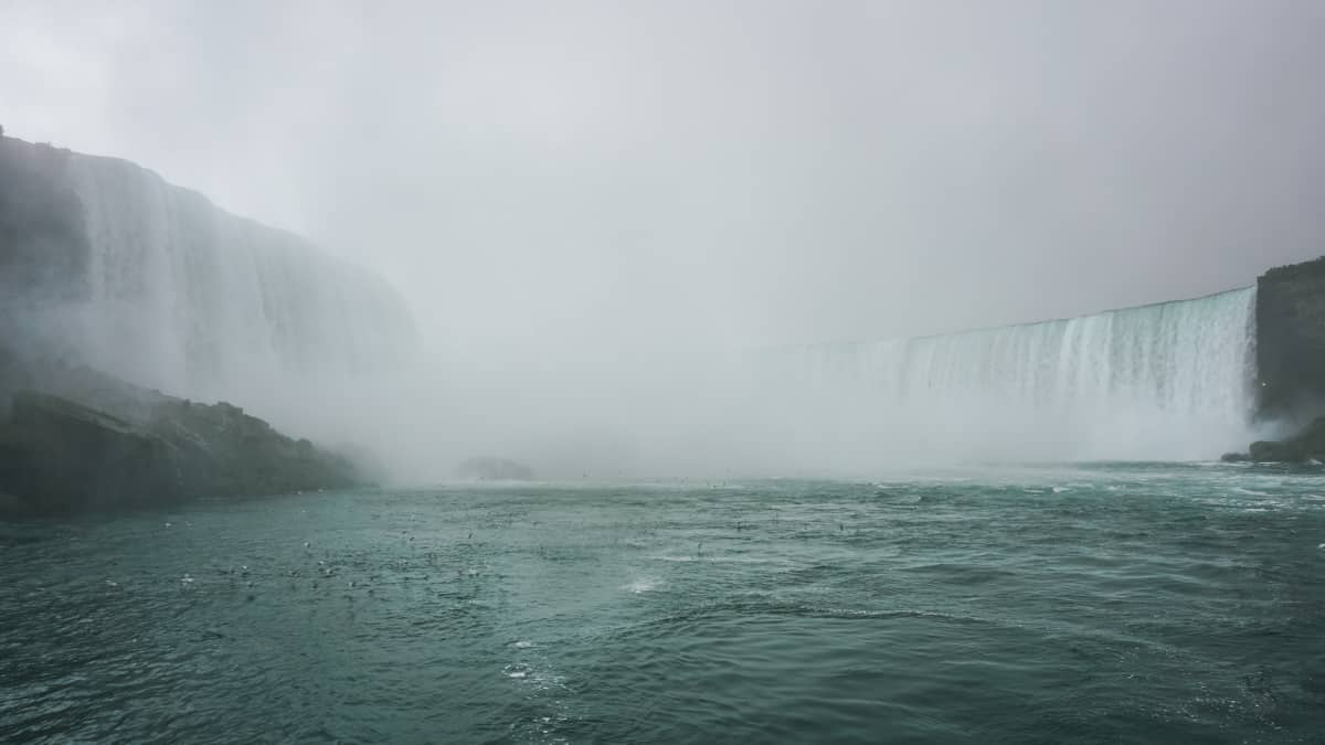 chutes eau brume niagara ontario
