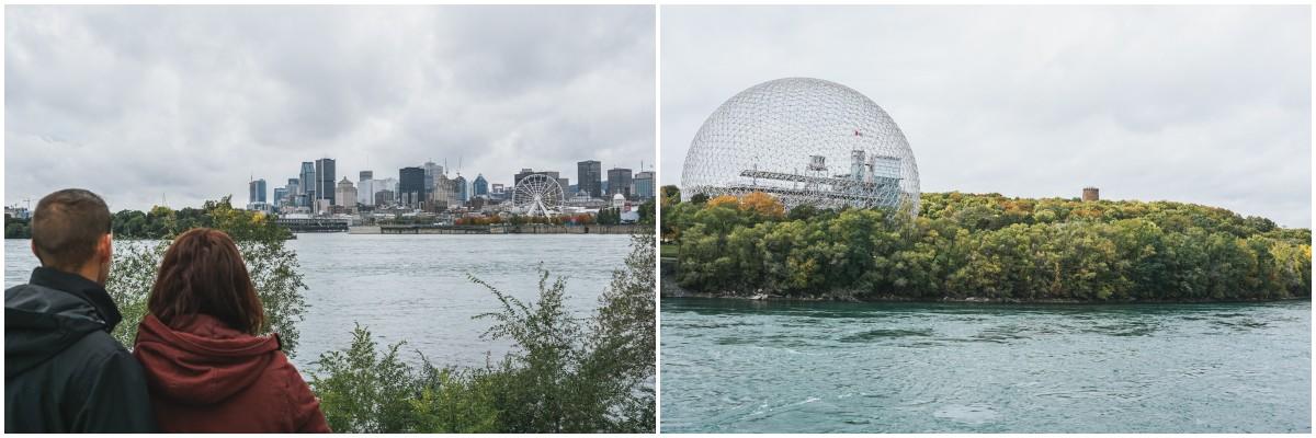couple roue parc montreal