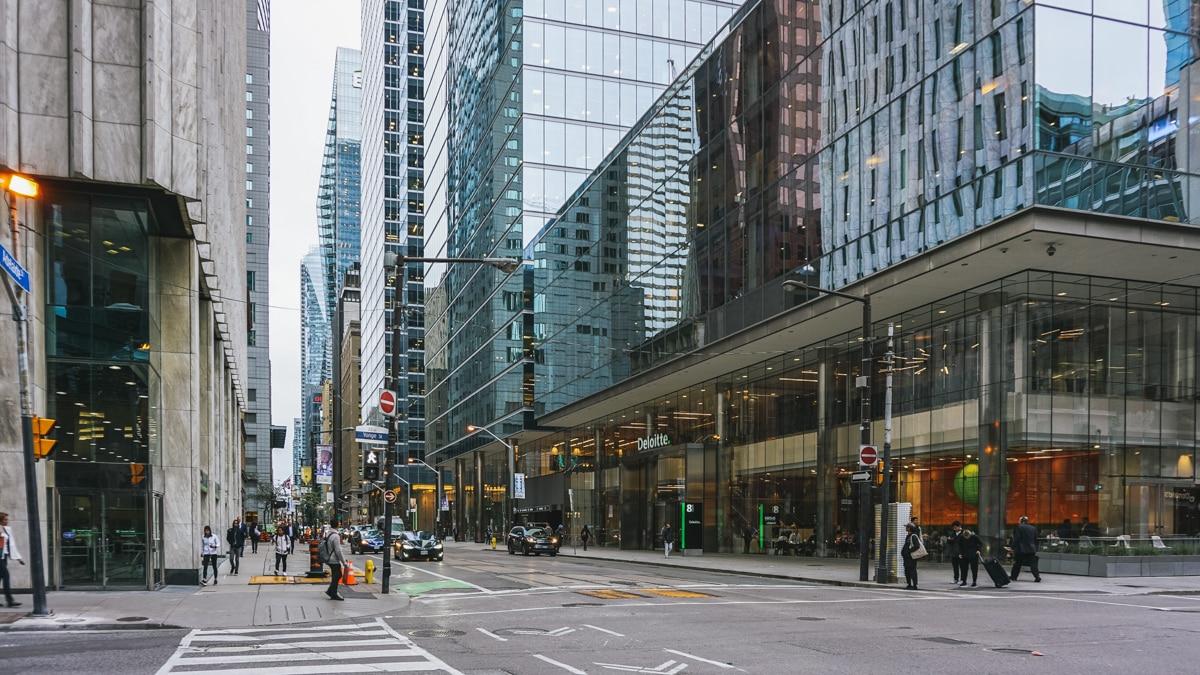 rue building toronto ontario