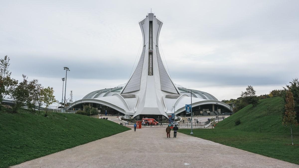 parc stade tour montreal