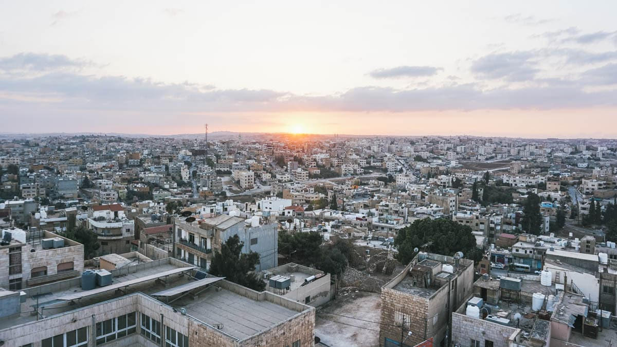 minaret immeubles jordanie