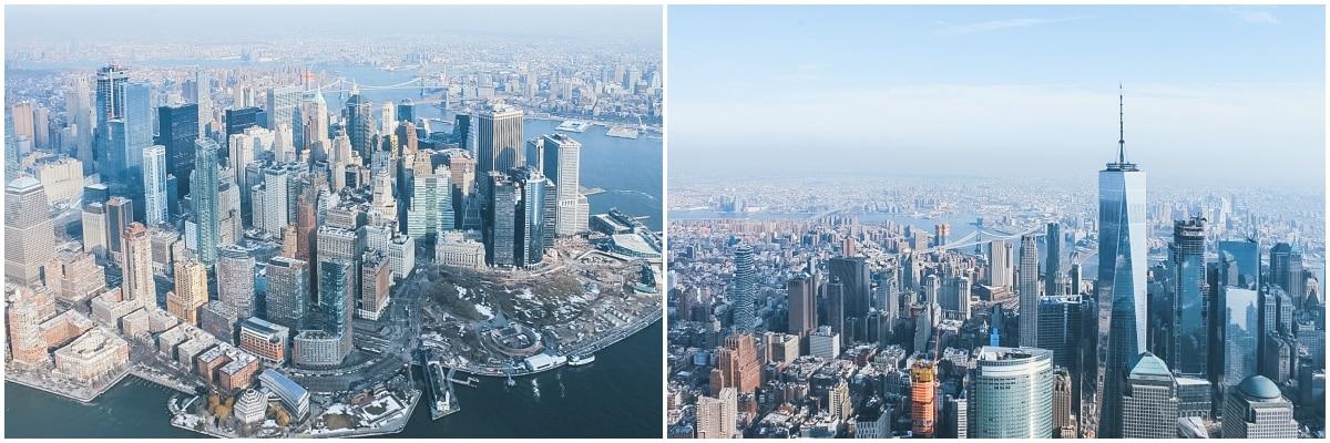building tour hélicoptère new york