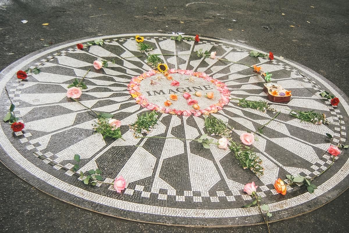 imagine rose lennon new york