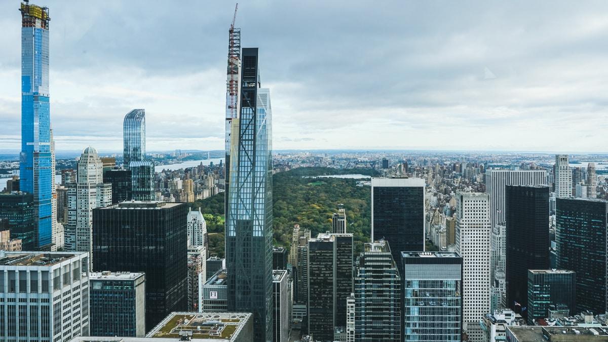 building parc new york