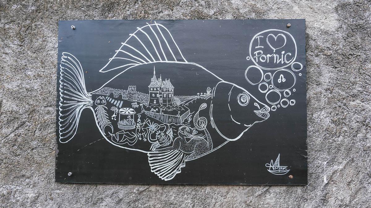 panneau poisson loire atlantique