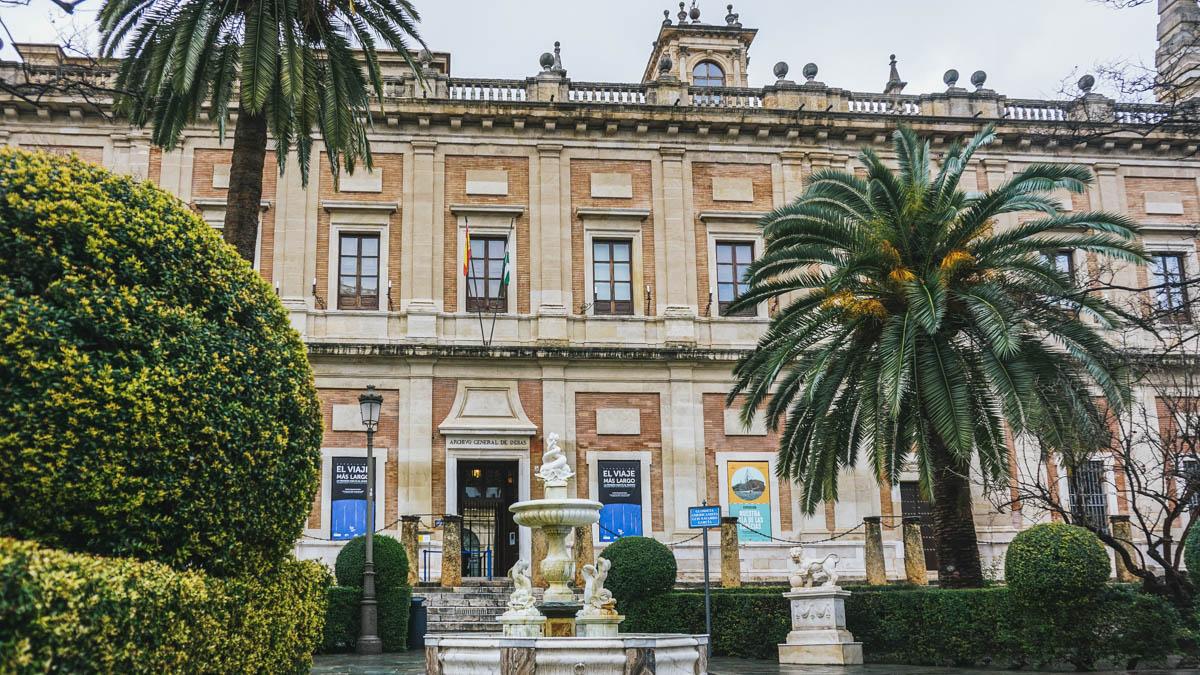 musée bâtiment seville