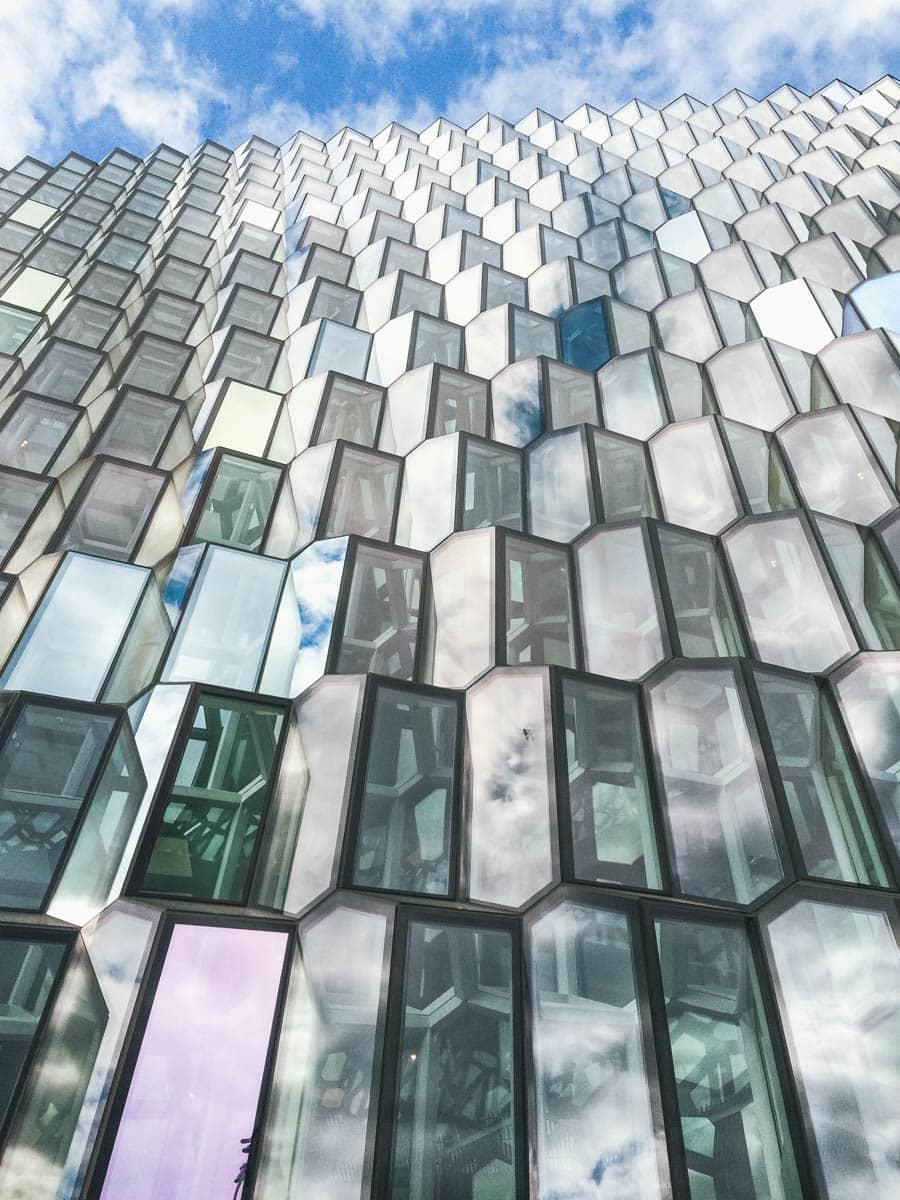 musée fenêtres islande