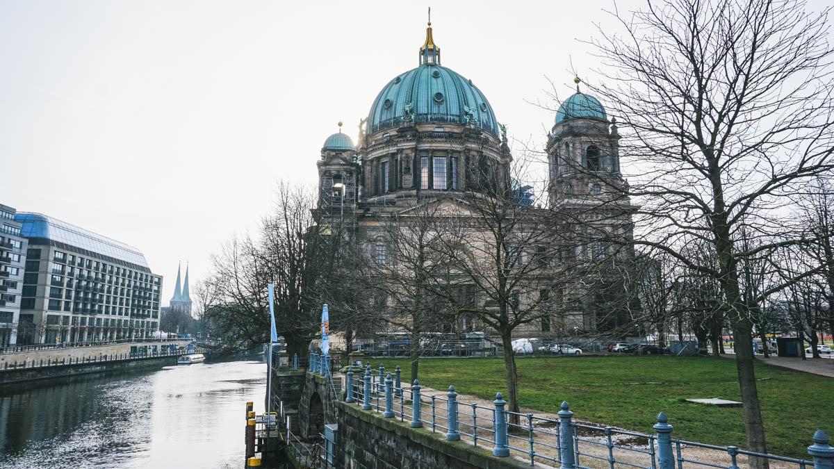 cathédrale rivière berlin