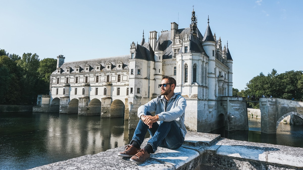 château chenonceau andy