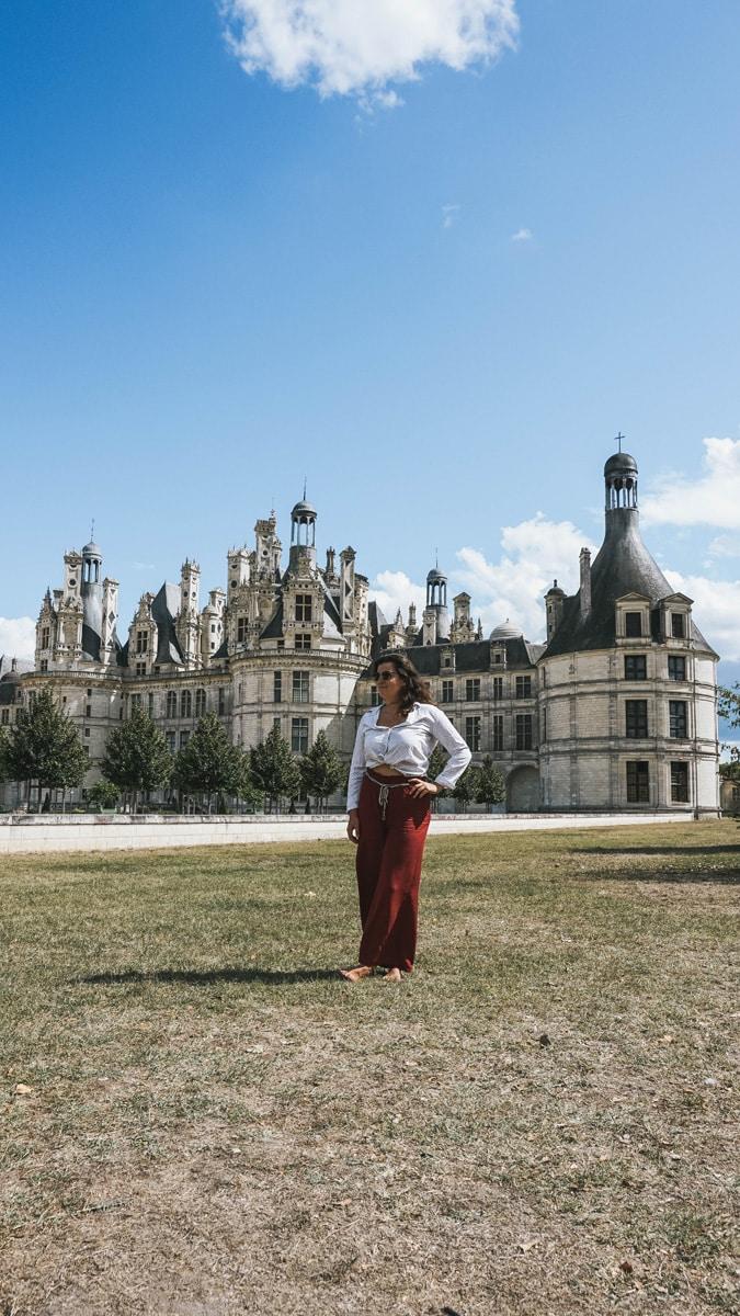 carole château chambord