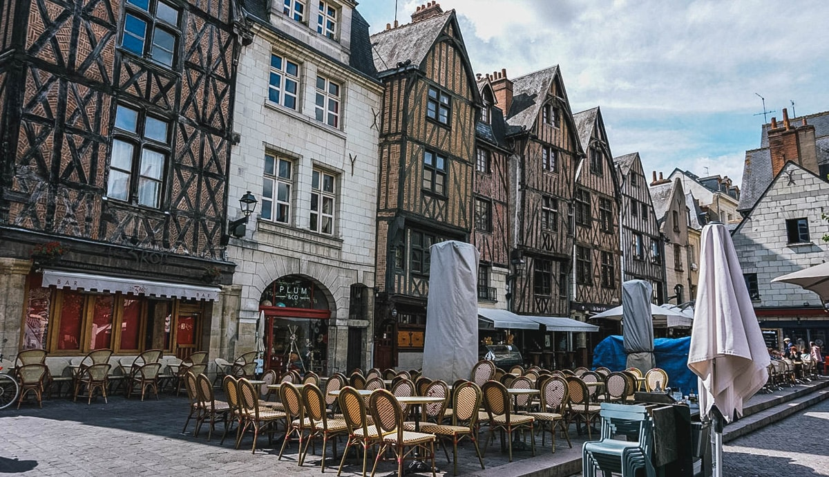 place terrasse colombage