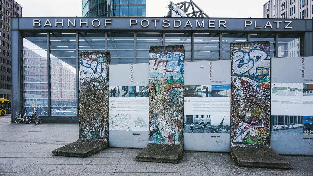 place mur berlin