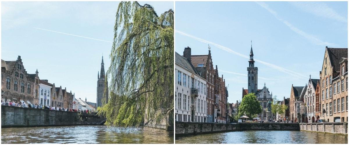 élise canal bruges belgique