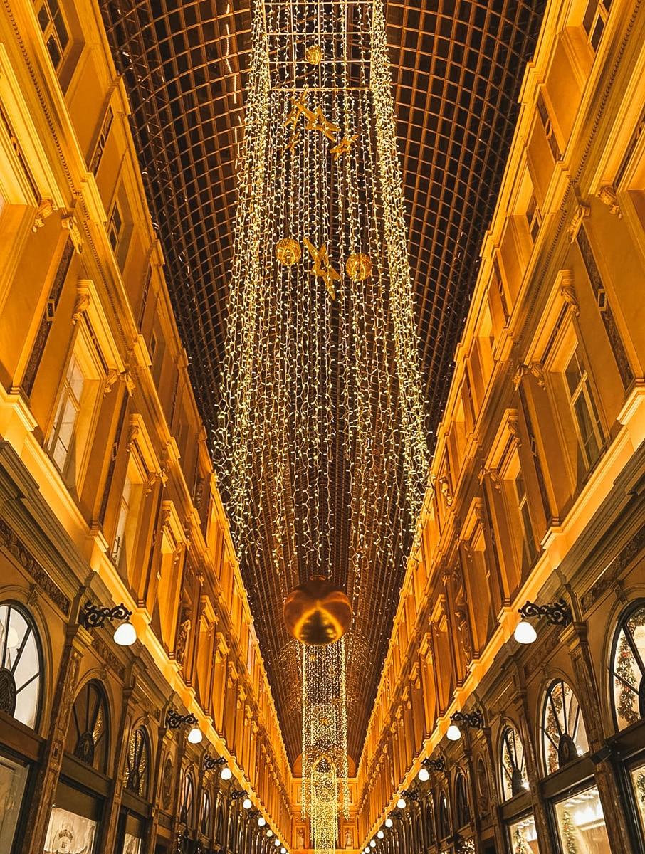 galeries belgique bruxelles