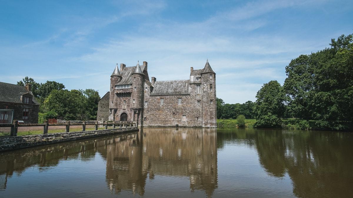 château brocéliande trécesson