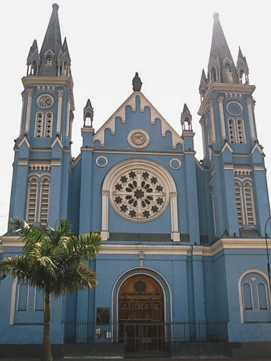église lima pérou