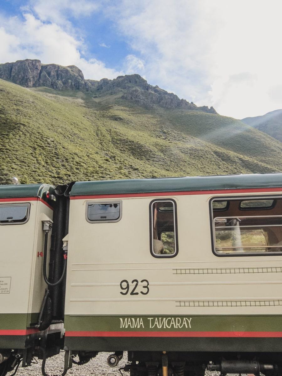 train nature