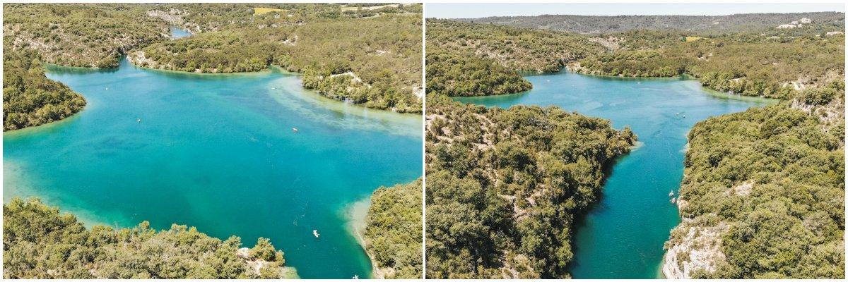 lac eau verdon