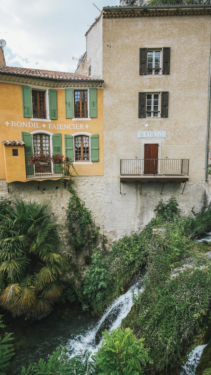 cascade maisons verdon