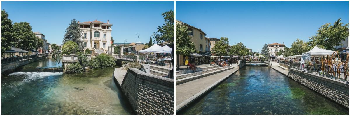 village sorgue vaucluse