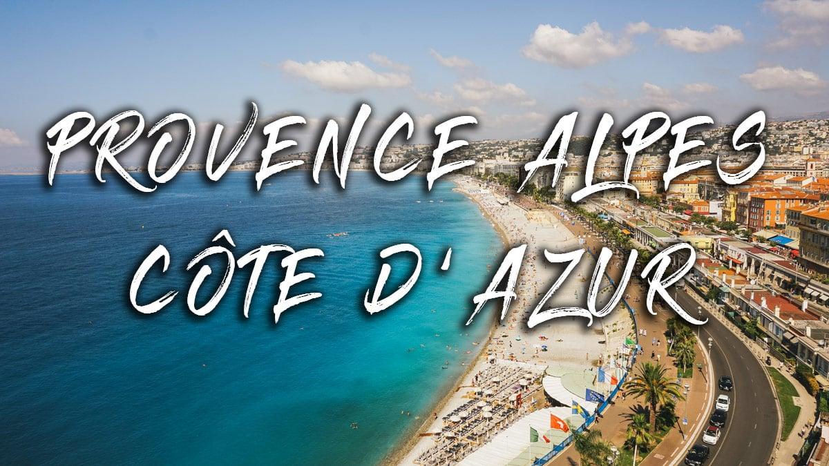 Provence Alples Côte d'Azur