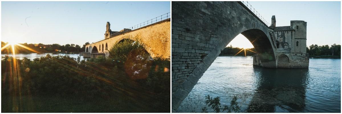 pont avignon vaucluse