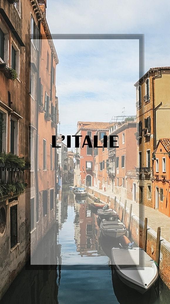 canaux venise italie