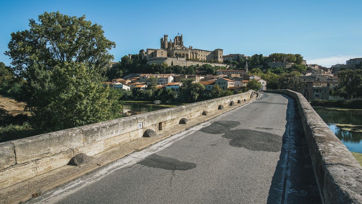 pont cathédrale béziers