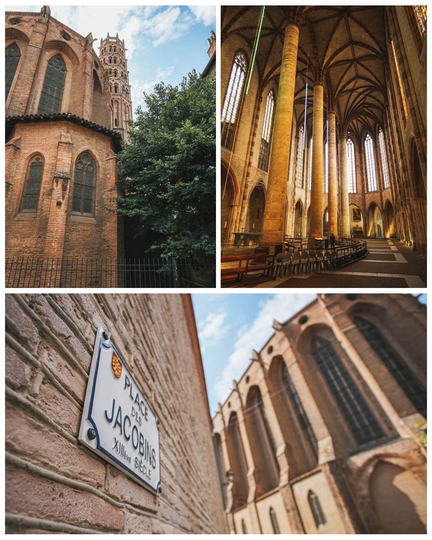 couvent église toulouse