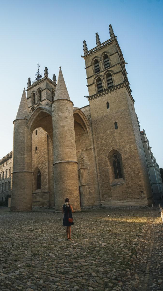 carole cathédrale montpellier