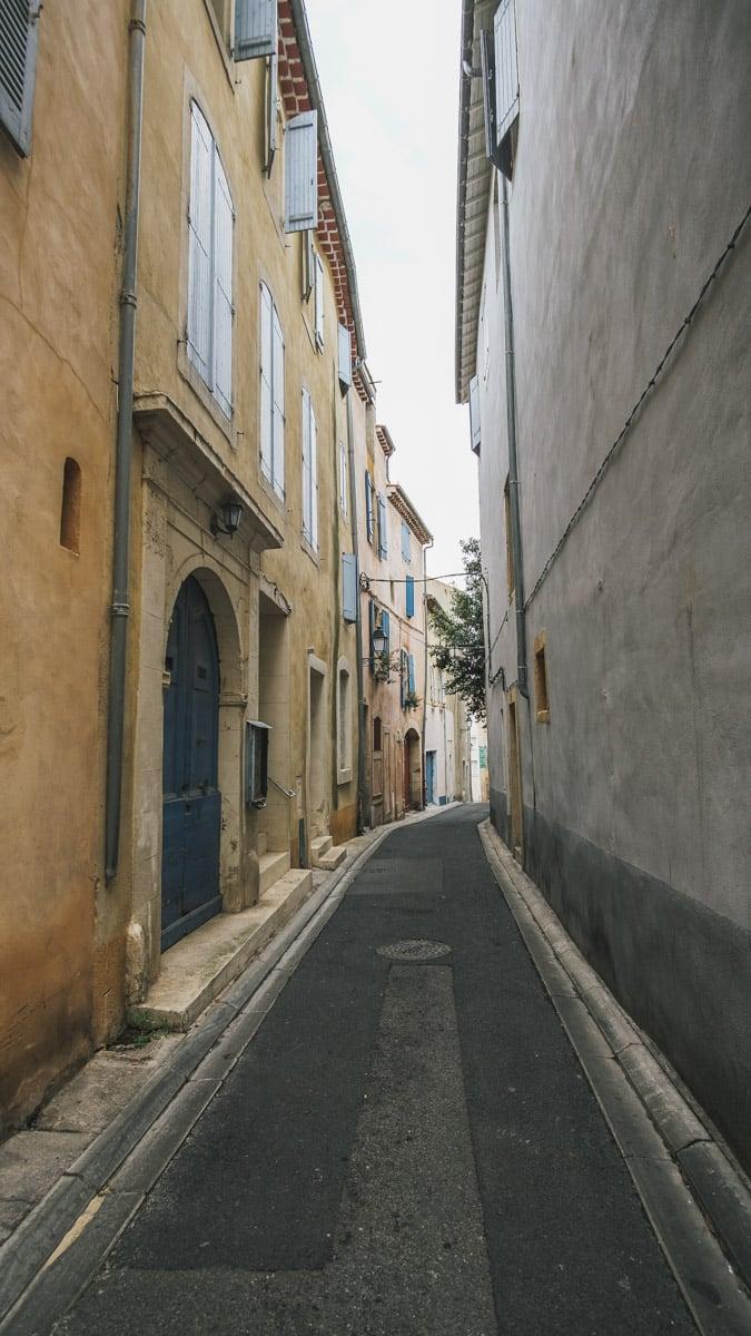 rue ville béziers
