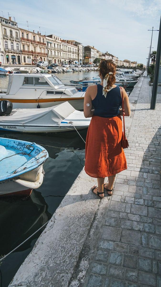 carole sète port