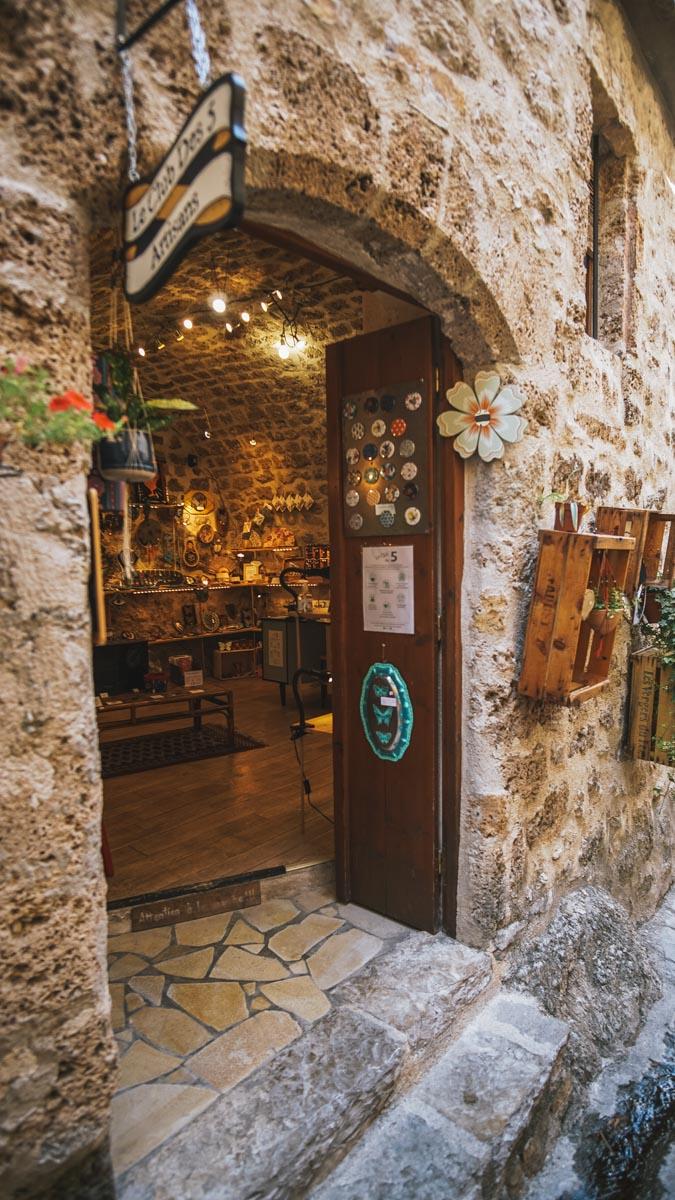 ruelle boutique saint guilhem