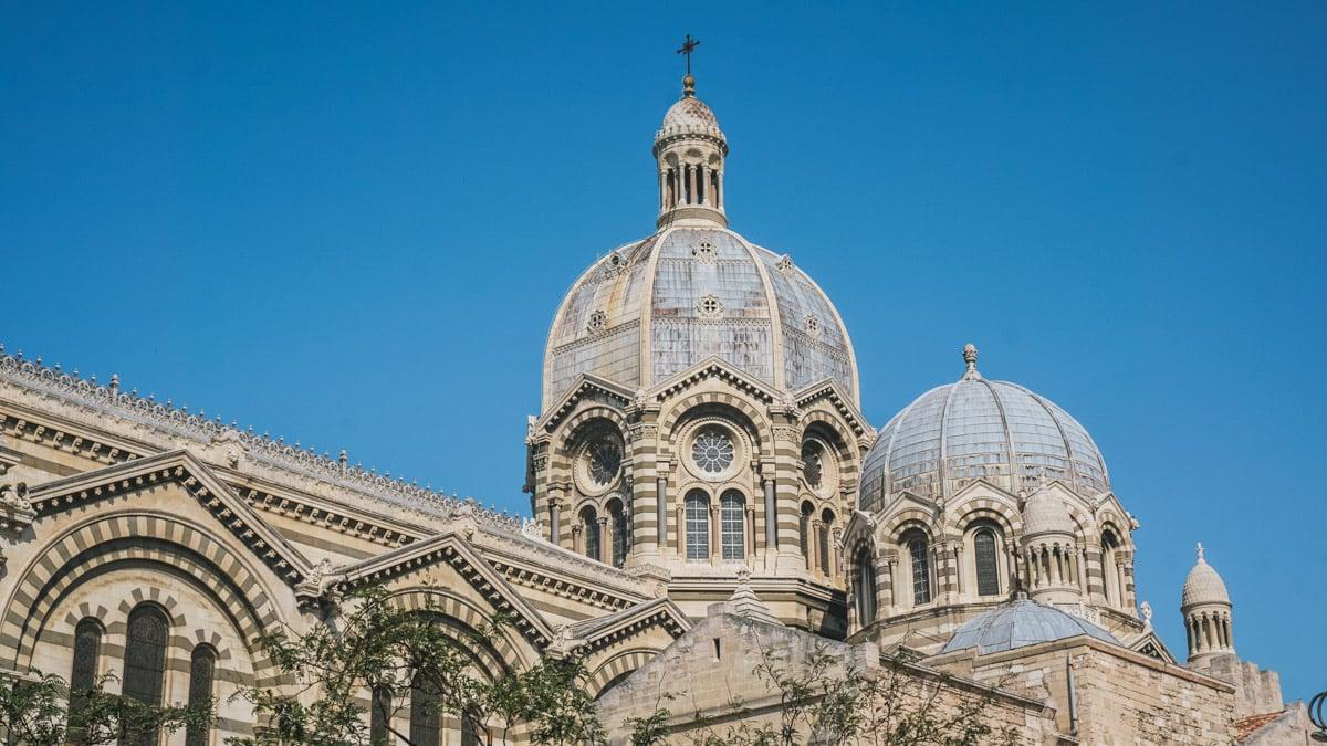 marseille cathédrale