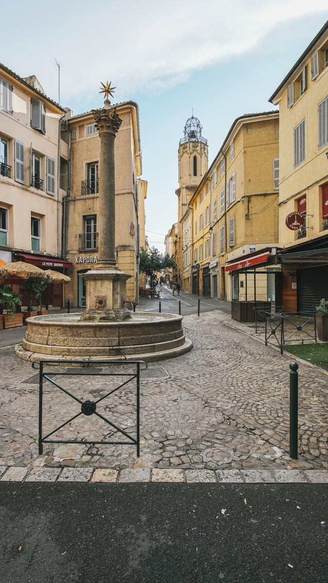 ruelle aix fontaine