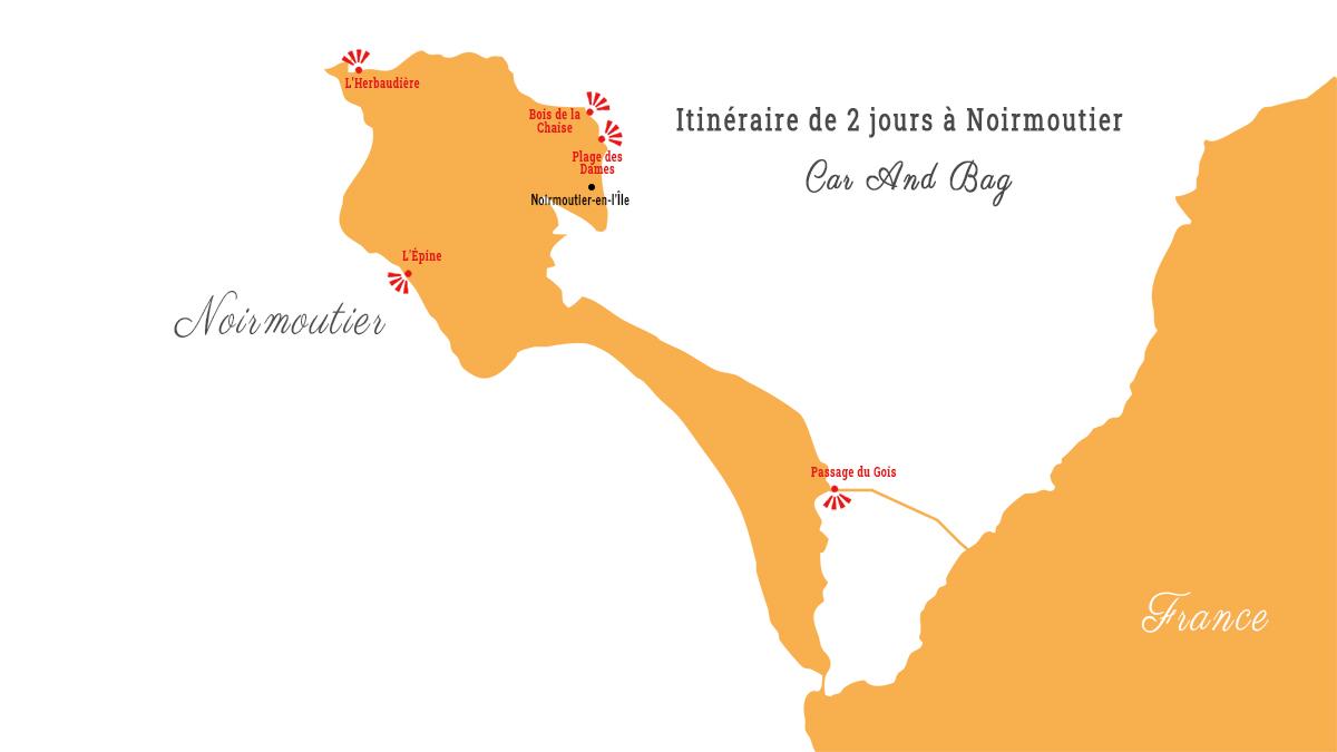 carte noirmoutier