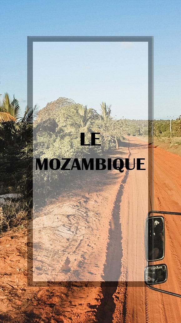 route safari mozambique