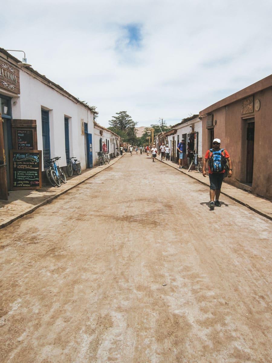 san pedro village rue