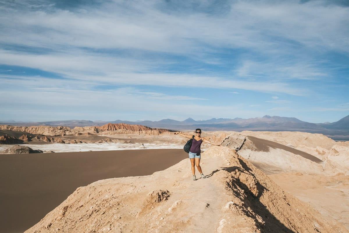 carole valle désert