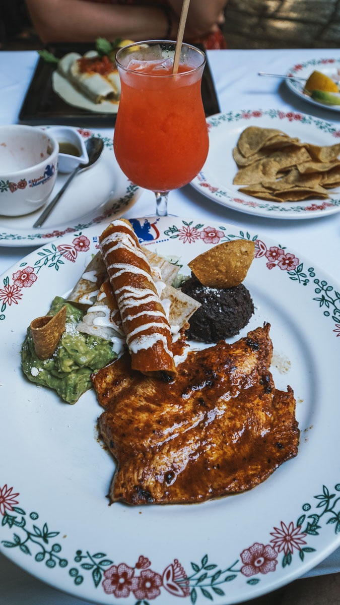 nourriture mexique yucatan