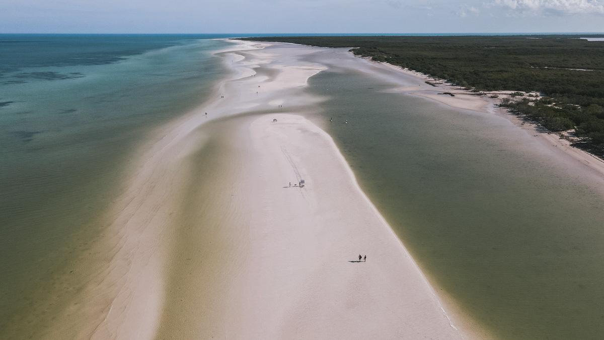 drone mer sable