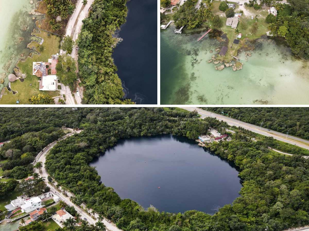 cenote bacalar