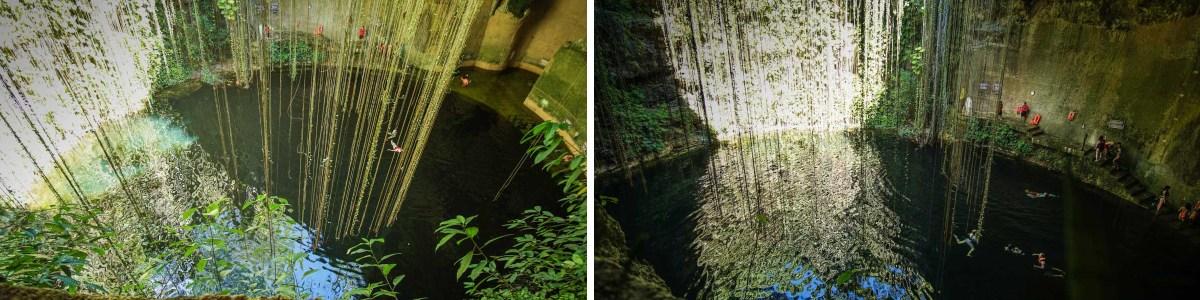 cenote eau valladolid