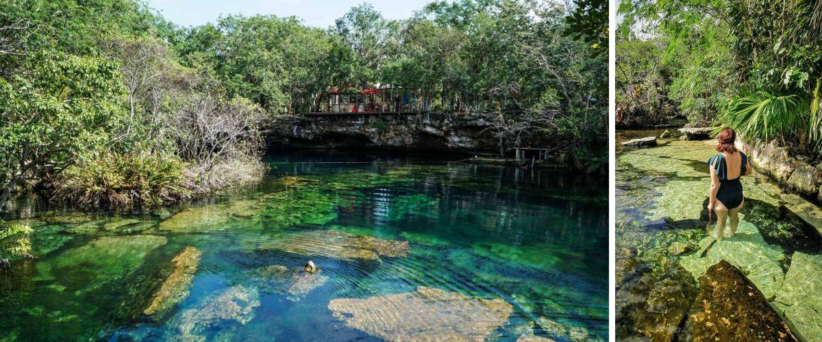 carole eau cenote