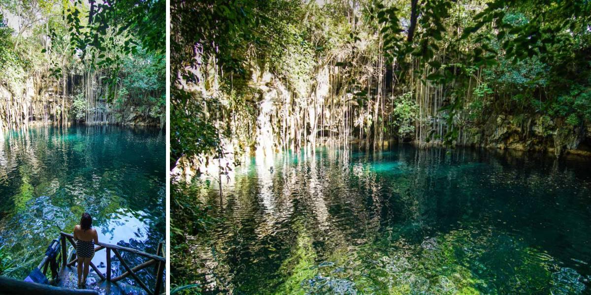 cenote eau