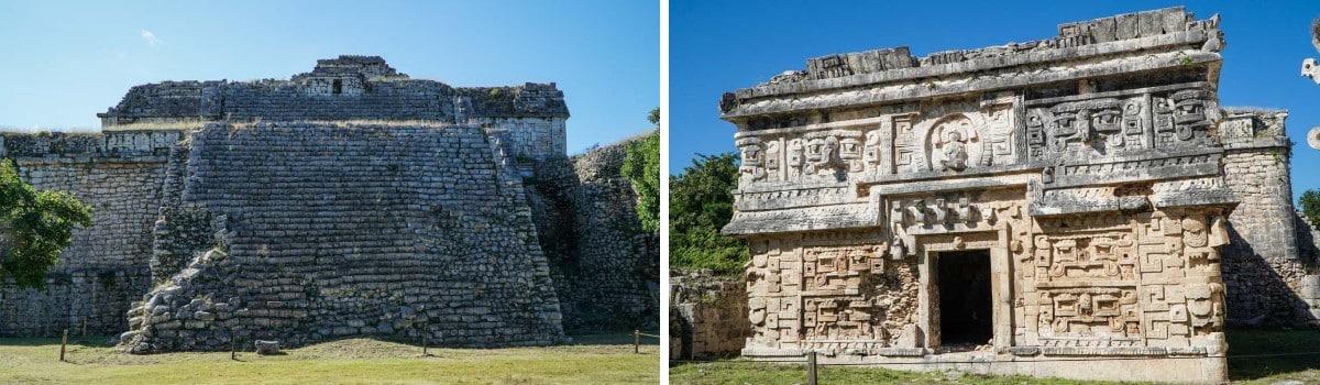 chichen itza ruines