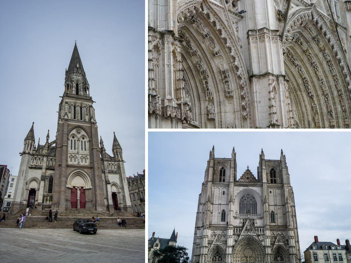 église cathédrale nantes