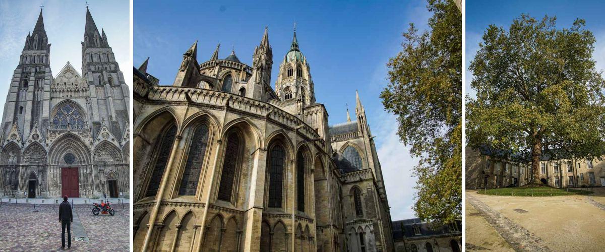 bayeux cathédrale