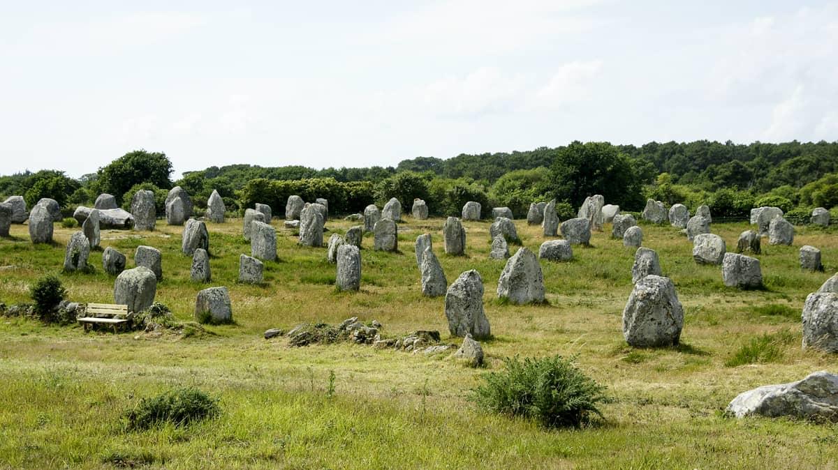 carnac pierres bretagne